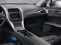 2016 Lincoln MKZ Dashboard