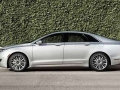 2016 Lincoln MKZ Side View