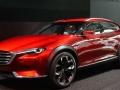 2016 Mazda Koeru Front side