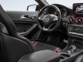 2016 Mercedes A45 AMG Dashboard