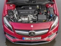 2016 Mercedes A45 AMG Engine