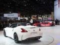 NISMO presente en el Auto Show de Chicago 2015 con  el concepto 370Z NISMO Roadster y el GT-R LM NISMO