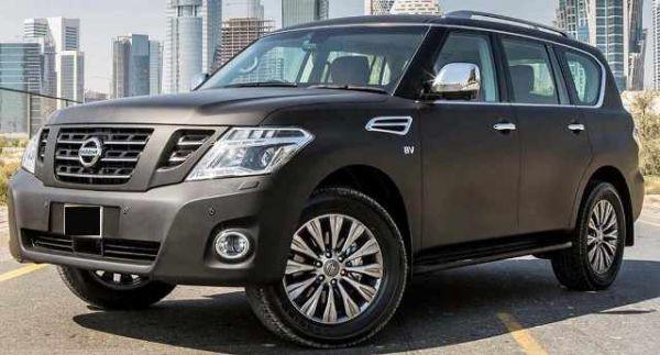 2016 Nissan Armada 2