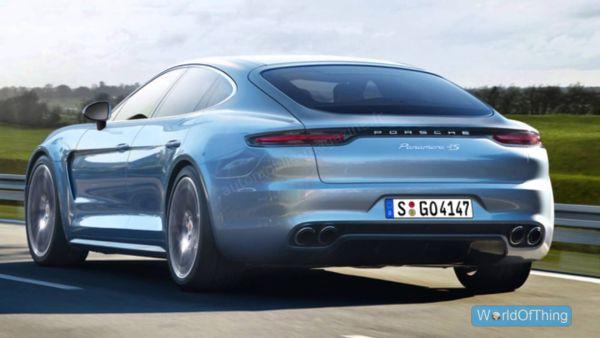 2016 Porsche Panamera Specifications Release date