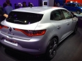 2016 Renault Megane rear side