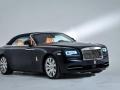 2016 Rolls-Royce Dawn Side View
