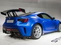 2015 Subaru BRZ Turbo Rear Side
