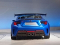 2015 Subaru BRZ Turbo Rear