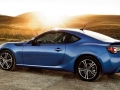 2015 Subaru BRZ Turbo Side View