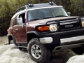 2016 Toyota FJ Cruiser Front Right Side