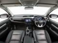 2016 Toyota Hilux Diesel Dashboard