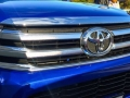 2016 Toyota Hilux Diesel Front Grill
