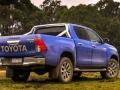 2016 Toyota Hilux Diesel Rear