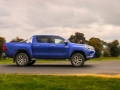 2016 Toyota Hilux Diesel Side View