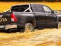 2016 Toyota Hilux Diesel Water