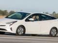2016 Toyota Prius White
