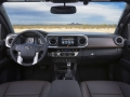 2016 Toyota Tacoma TRD Off Road 4x4 Dashboard