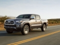 2016 Toyota Tacoma On the road