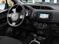 2016 Toyota Yaris Dashboard