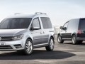 2016 VW Caddy 2x