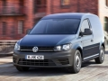 2016 VW Caddy Front Left Side