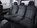 2016 VW Caddy Rear Seats