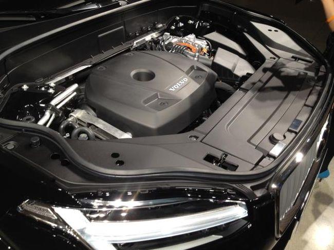 2016 Volvo Xc90 Engine