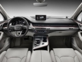 2017 Audi Q5 Dashboard