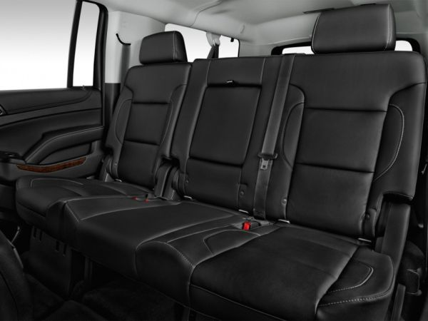 2017 Chevrolet Suburban Back Seats