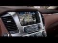2017 Chevrolet Suburban Control Panel