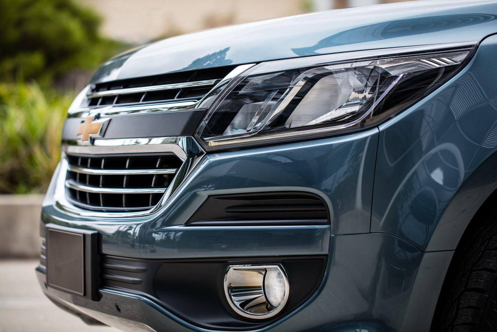 2017 Chevrolet Trailblazer Price, Review, Pictures, Colors ...