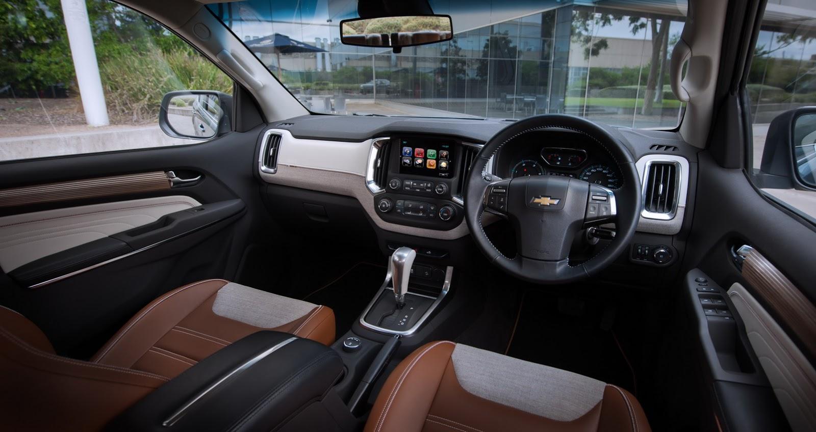 2017 Chevrolet Trailblazer Price Review Pictures Colors Specs