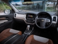 2017 Chevrolet Trailblazer Dashboard