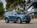 2017 Chevrolet Trailblazer Exterior