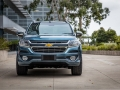 2017 Chevrolet Trailblazer Front