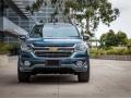 2017 Chevrolet Trailblazer Front