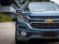 2017 Chevrolet Trailblazer Full front