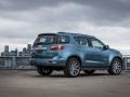 2017 Chevrolet Trailblazer Rear Right Side