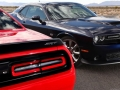 2017 Dodge Challenger Hellcat Close Up