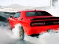 2017 Dodge Challenger Hellcat Smoke