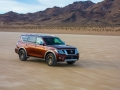 2017 Nissan Armada Desert Exterior