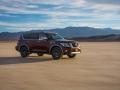 2017 Nissan Armada Desert