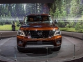 2017 Nissan Armada Front