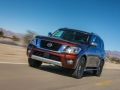 2017 Nissan Armada On the road