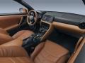 2017 Nissan GT-R Dashboard