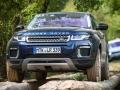 2017 Range Rover Evoque Front