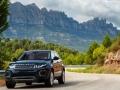 2017 Range Rover Evoque On the road
