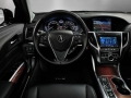 2017 Acura TLX Dashboard