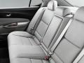 TLX - Back seats