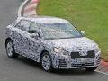2017 Audi Q1 Handling